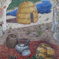 Chumash Mosaic