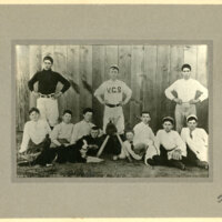 Baseball Team Portrait
