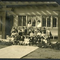 Palm Street Kindergarten, Group Portrait