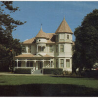 Camarillo House, Camarillo, Cal. Post Card