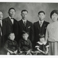 Takeda Family Portrait