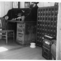 Bardsdale Post Office Interior