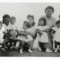 Japanese Women and Children