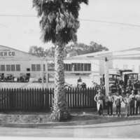 Group Photo, Sun Lumber Company