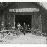 Norman's Blacksmith Shop