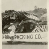 Hobson Brothers Packing Company Parade Float
