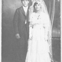 Francisco Tressierras and Pilar Conchola