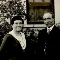 Mr. and Mrs. Louis Pfeiler's Golden Wedding