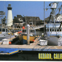 Oxnard, California Postcard