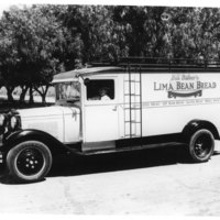 Lima Bean Bread Delivery Truck