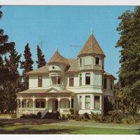 The Camarillo Ranch Home Post Card