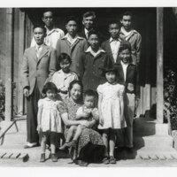 Takasugi Family Portrait, 1941