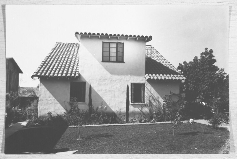 Inadomi Residence Backyard