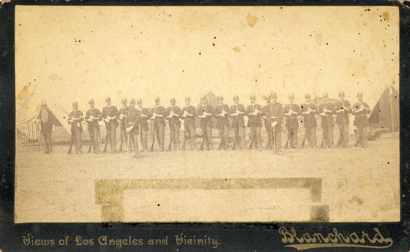 California Volunteers of the 7th Regiment