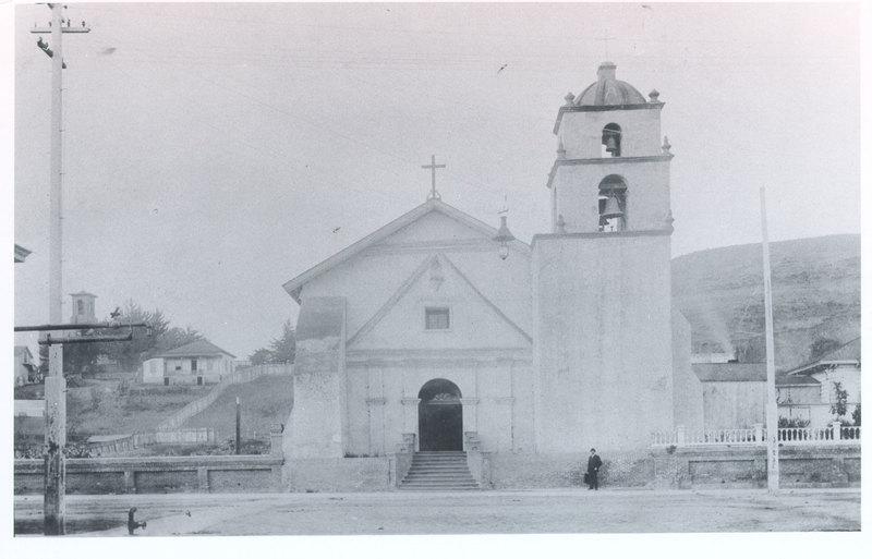 San Buenaventura Mission Church
