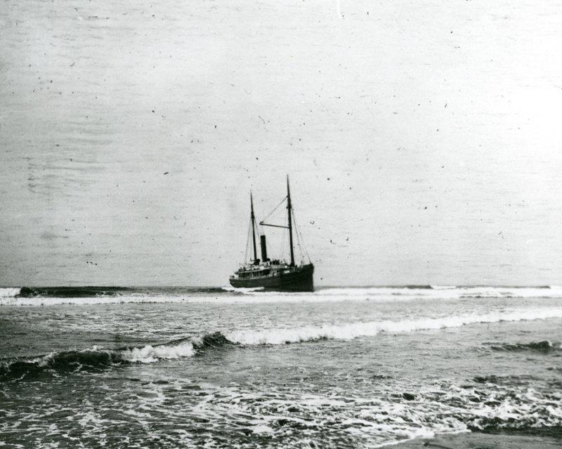 The Ship Bonita