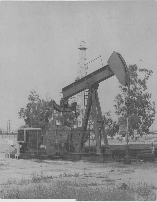 Oil Field Pump
