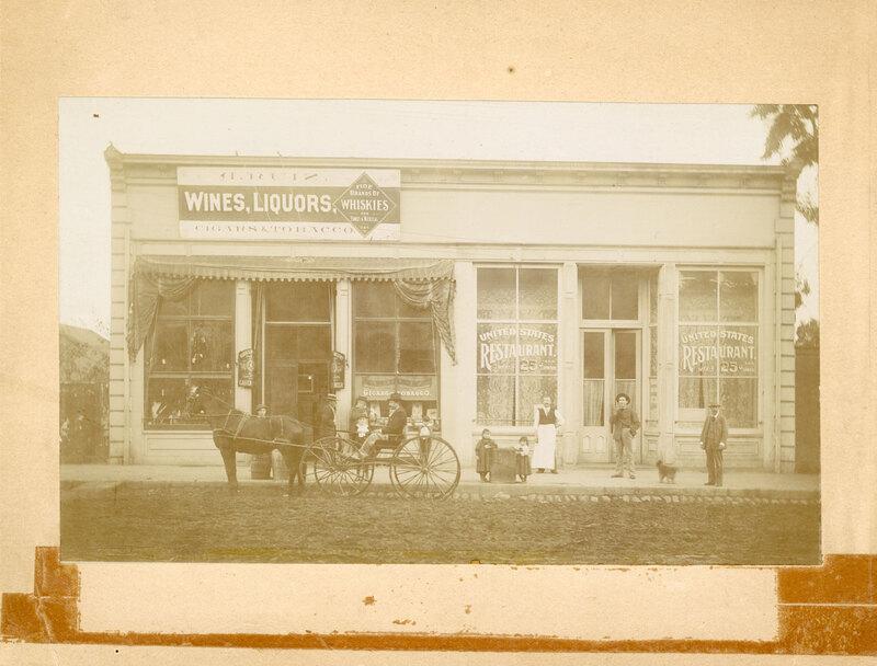 A. Ruiz Liquor Store