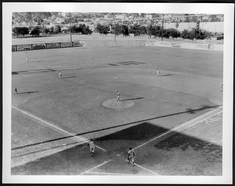 Babe Ruth Field at Seaside Park