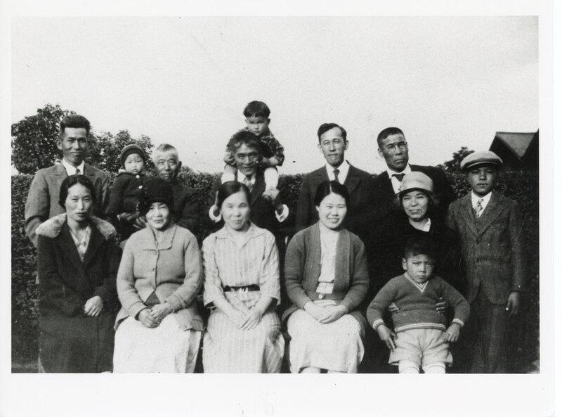 Rancho Sespe Group Portrait
