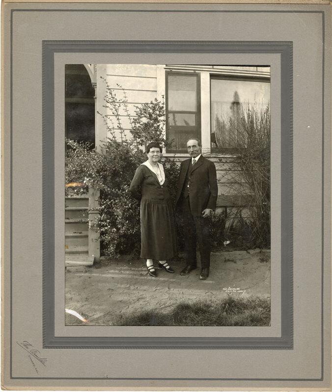 Lewis Pfeiler and Caroline (Kaufman) Pfeiler