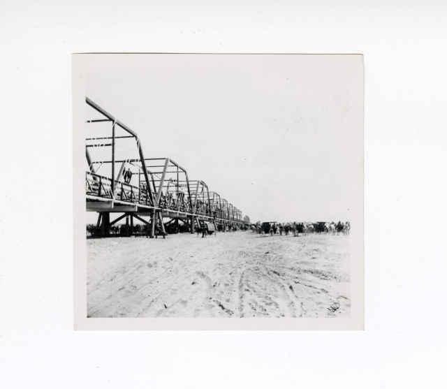 Dedication of Montalvo Bridge
