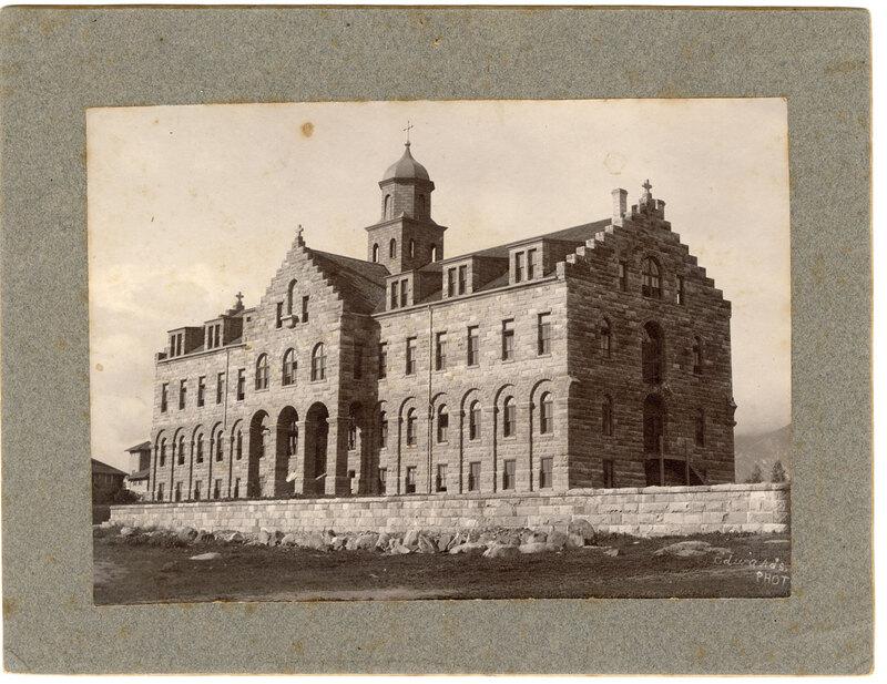 Seminary in Santa Barbara