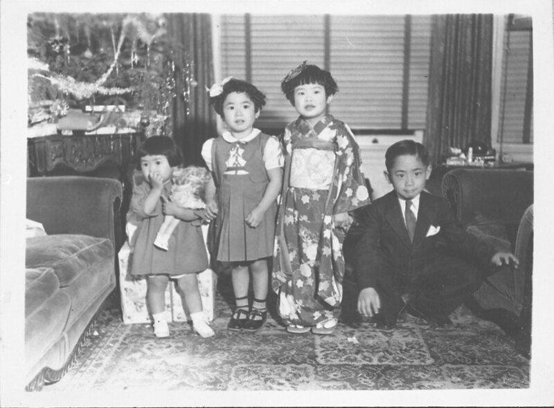 Inadomi Siblings on Christmas