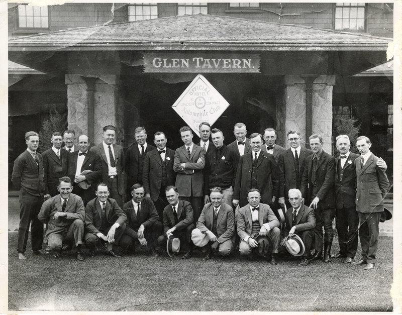 Glen Tavern Official Hotel Automobile Club