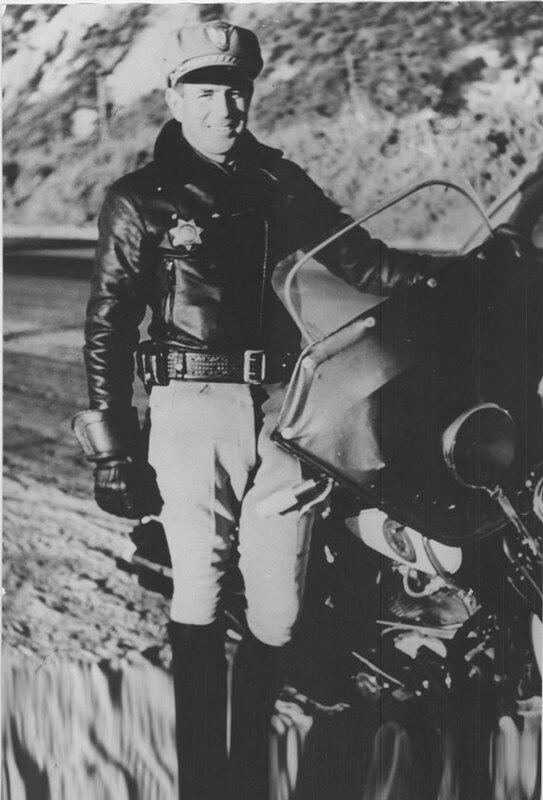 Captain Howard E. Marsh, California Highway Patrol