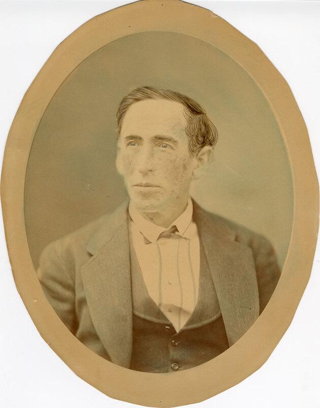Mr. Lincoln, Ventura Avenue Farmer Portrait