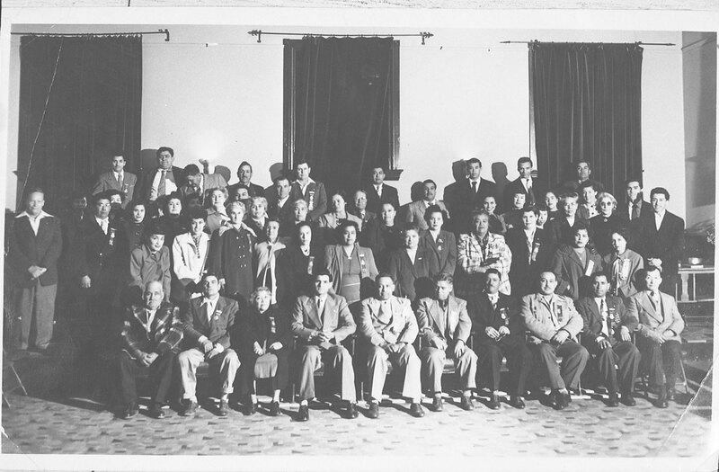 Group Photo, Alianza Hispana - Mexicana