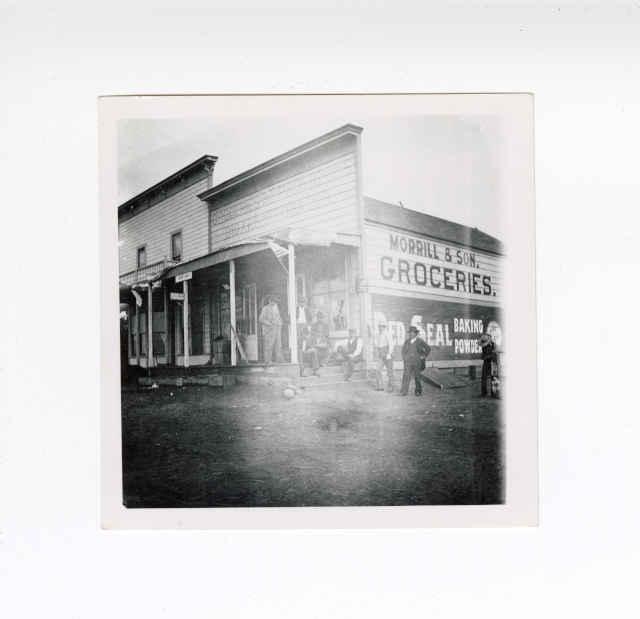 F.E. Morrill & Son Groceries, Montalvo