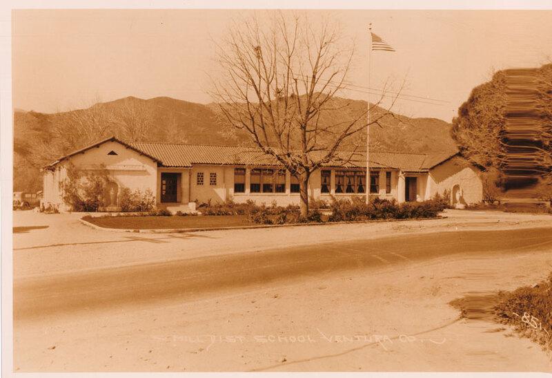 Mill District School