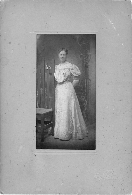 Mrs. Frances Bell Portrait