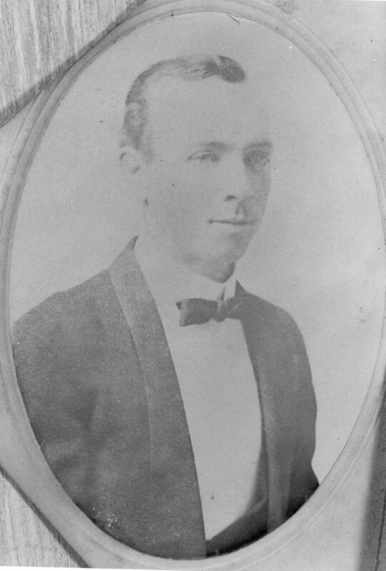 Henry Borchard Portrait