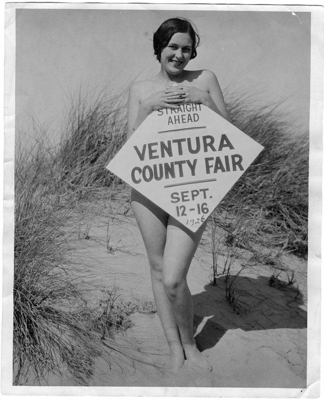 Miss Ventura County Fair (Virginia Bagley)