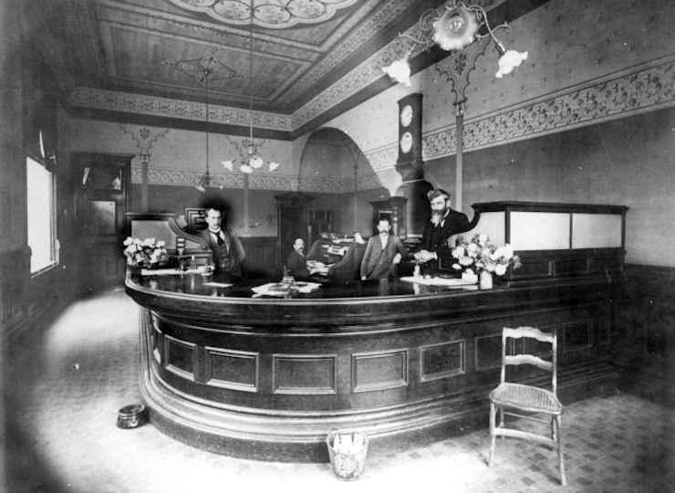 Bank of Ventura
