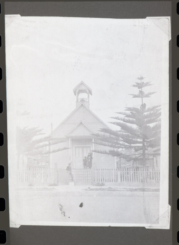 Japanese Methodist Church, Circa 1925