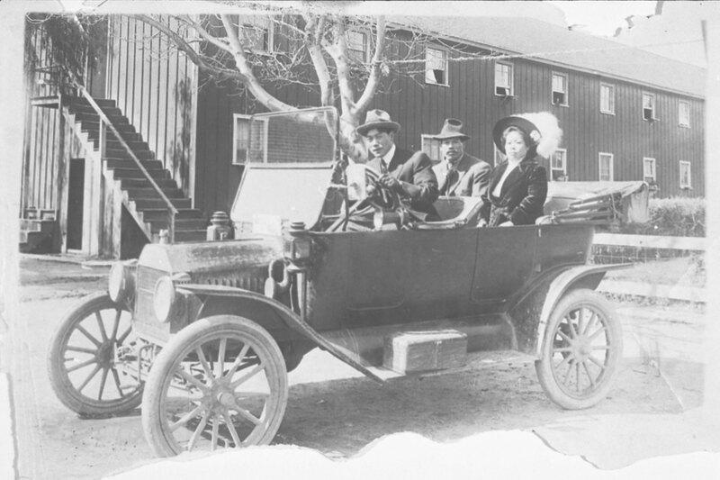 Manuel K. Inadomi Driving