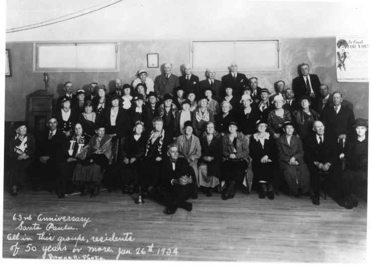 Santa Paula Residents