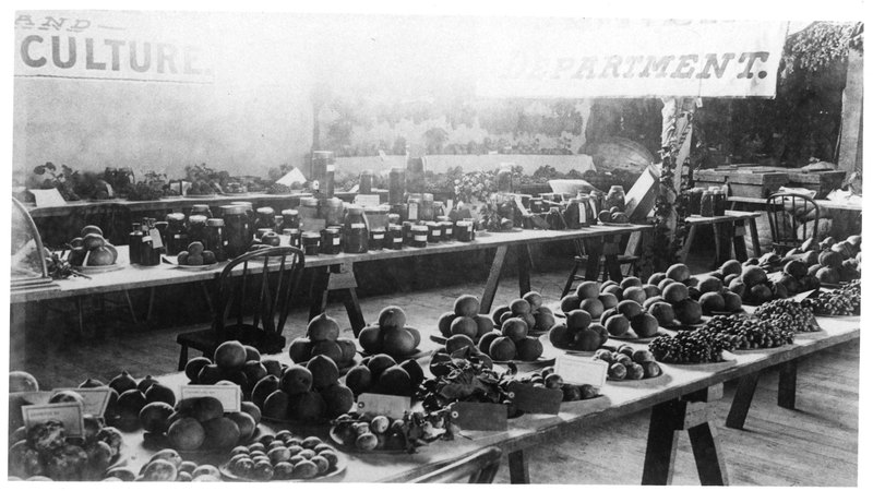 Tables of Fruits and Preserves