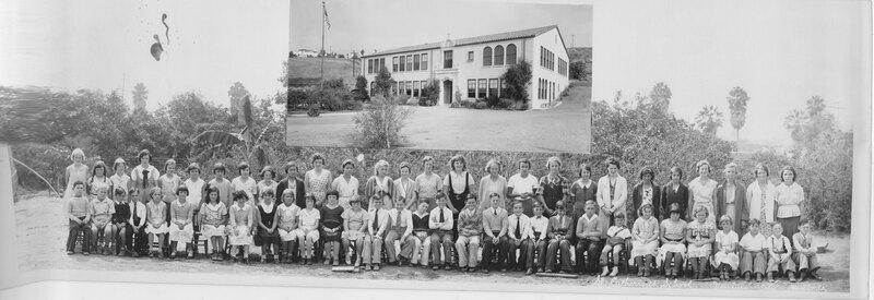 St. Catherine's School Student Body, 1932