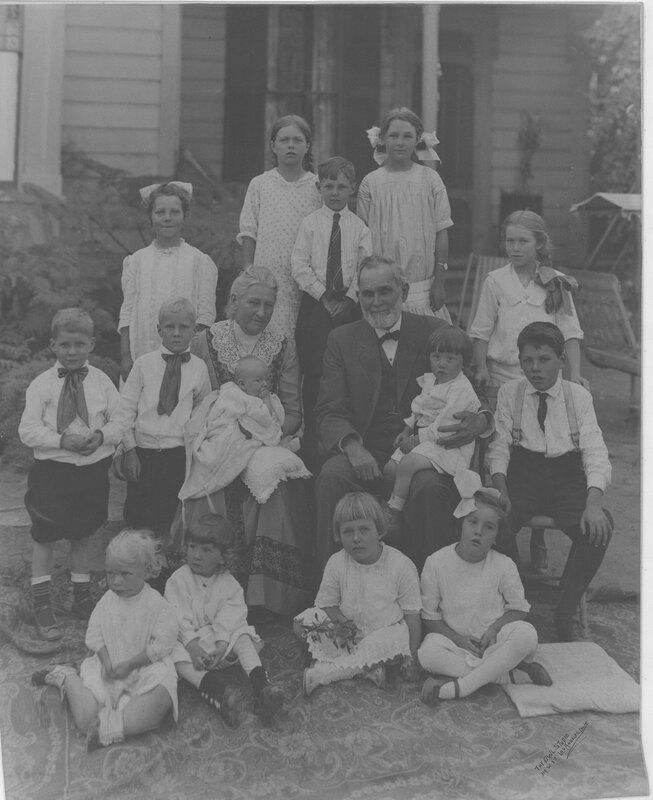 Sexton Family Portrait