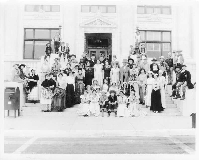 Ventura Court House employees