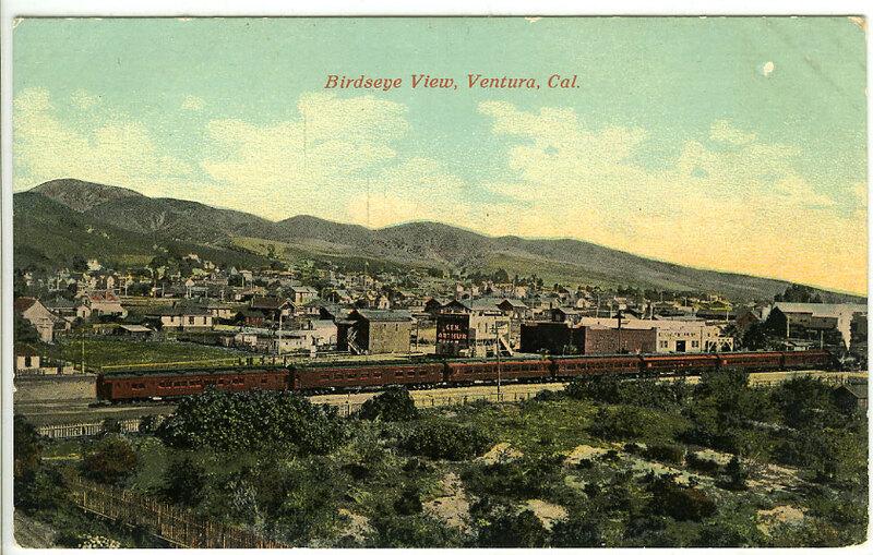 Birdseye View, Ventura