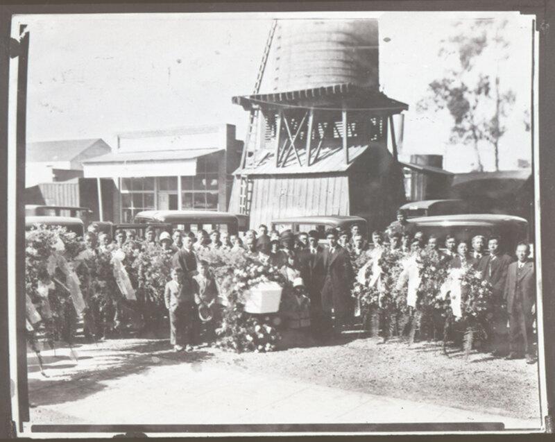 Sanzo Tagami Funeral Service