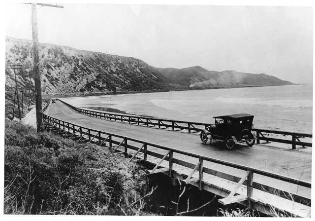 Rincon Causeway