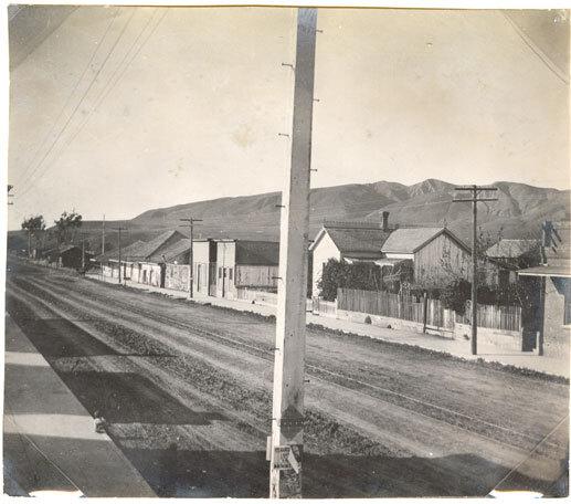 Meta Street, Ventura, 1900
