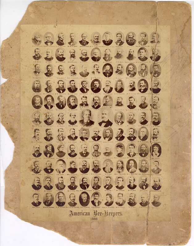 American Bee Keepers 1886
